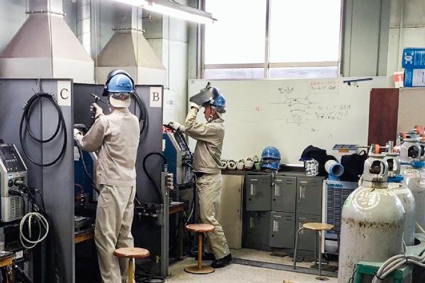 神戸村野工業高等学校 普通科の風景その3