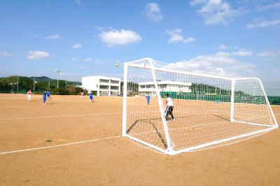 サッカー・ラグビーフィールド