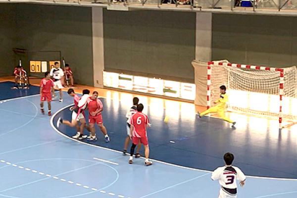 30私学大会県予選秋季ハンドボール大会