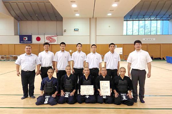 平成30年度 兵庫県民体育大会剣道競技