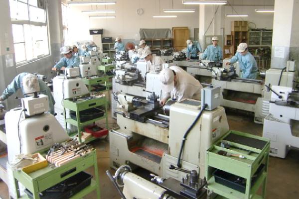 機械加工技能検定結果合格報告1