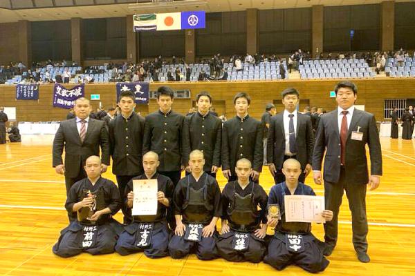 第65回兵庫県高等学校新人剣道大会