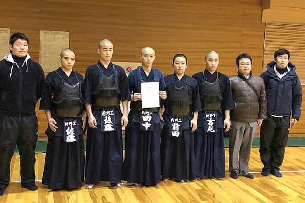 第27回北近畿杯高校剣道交歓大会