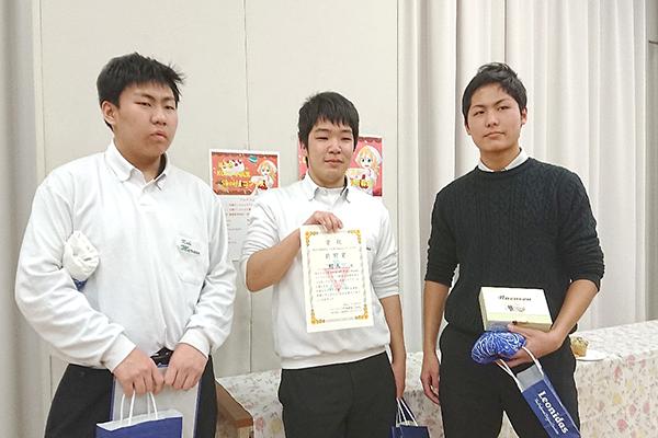 【家庭科部】第6回KOBE中高生Sweetsコンテスト入賞