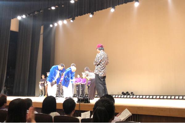 【ダンス部】Takatsuki Earnest Dancers 3位、特別賞