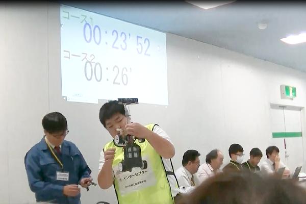 【ロボット研究部】ひょうご高校生ロボット競技大会2019