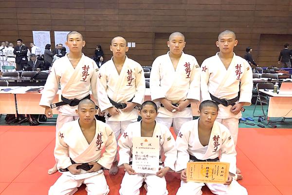 【柔道部】第68回兵庫県高等学校新人柔道大会