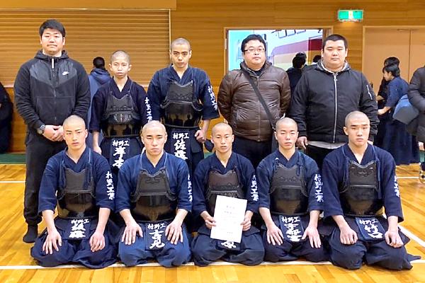 【剣道部】第28回北近畿杯高校剣道交歓大会