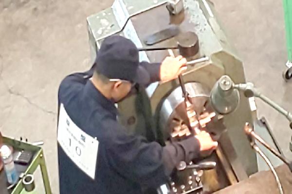 【機械工作部】 令和元年度「ものづくり兵庫」技能競技大会 結果