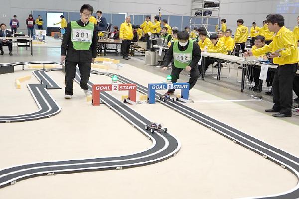 【ロボット研究部】 ジャパンマイコンカーラリー2020全国大会 結果