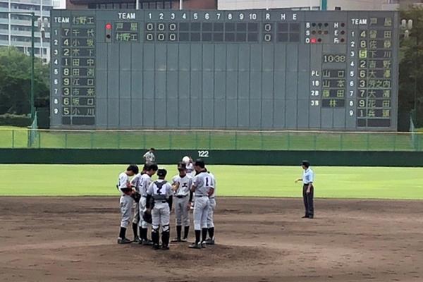 【軟式野球部】令和2年度夏季兵庫県高等学校軟式野球大会 優勝
