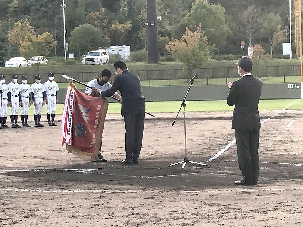 2020年10月29日【軟式野球部】令和2年度秋季兵庫県高等学校軟式野球大会 結果