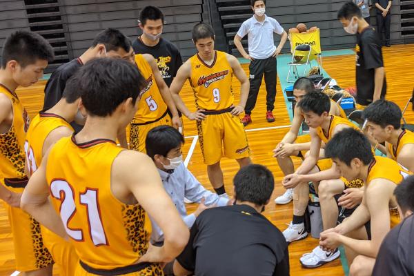 バスケットボール部、県総体途中結果画像2