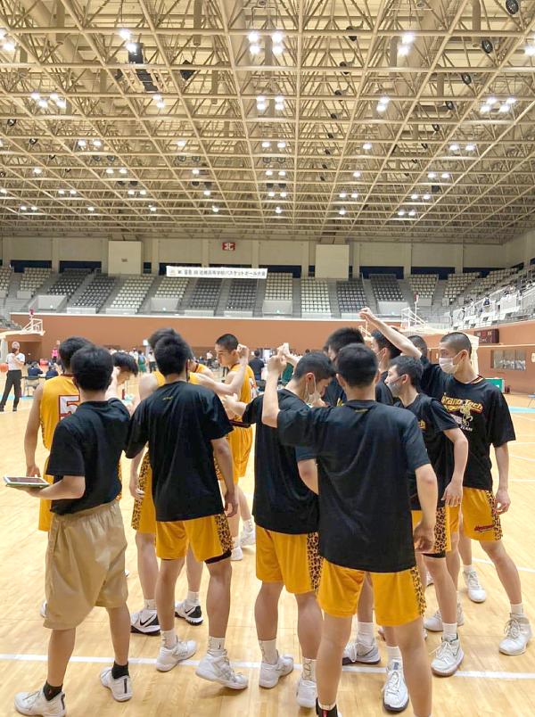 第68回近畿高等学校バスケットボール大会2回戦