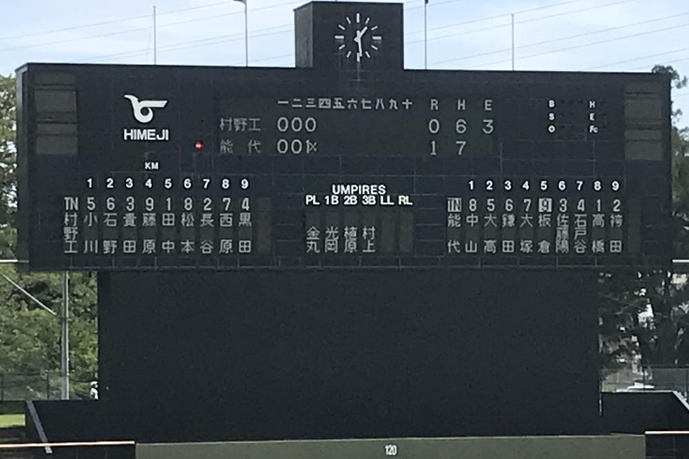 第66回全国高校軟式野球選手権大会結果スコア