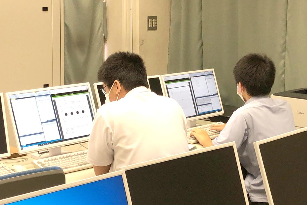 【情報技術部】パソコン甲子園2021に出場!
