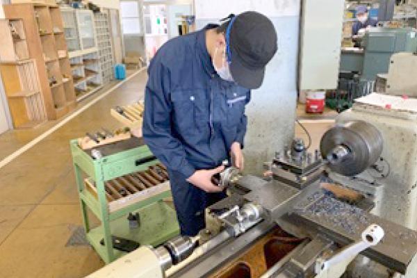 機械工作部 令和3年度 後期技能検定結果報告